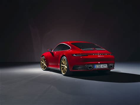 porsche updates  carrera    car magazine