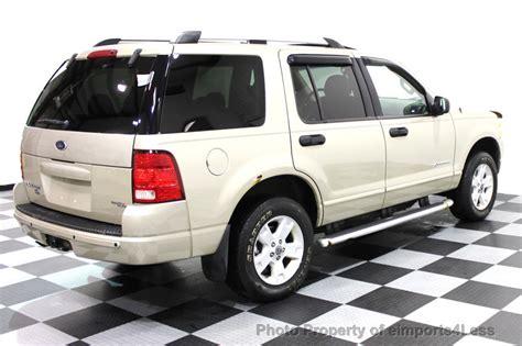 2005 Used Ford Explorer Explorer Xlt V6 4wd 7passenger At