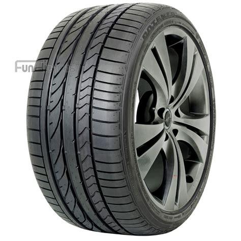 25535r18 Bridgestone Potenza Re050 Run Flat 90w