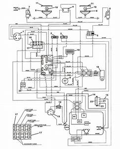 Grasshopper 720k Ser  5415118 Wiring Diagram