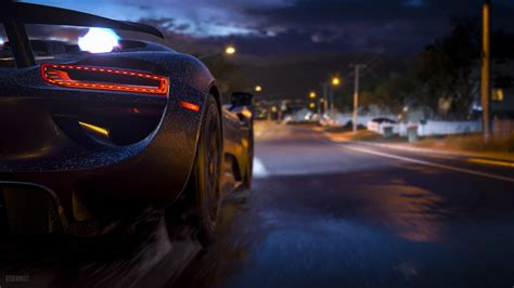 forza horizon   ride  night screenshot