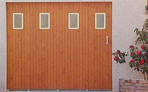 protecson portes de garage coulissantes ouvrant a la With porte de garage enroulable avec point fort fichet
