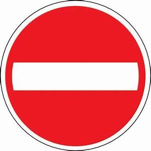 Verkehrsschild Einfahrt Verboten : strassensignal schild einfahrt verboten ssv verkehrszeichen kaufen ~ Orissabook.com Haus und Dekorationen