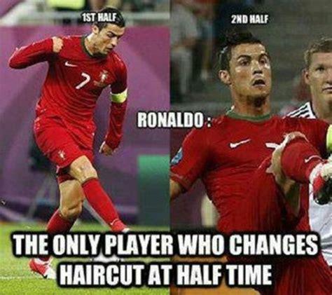 Ronaldo Meme - football soccer craze striking the new week pmslweb