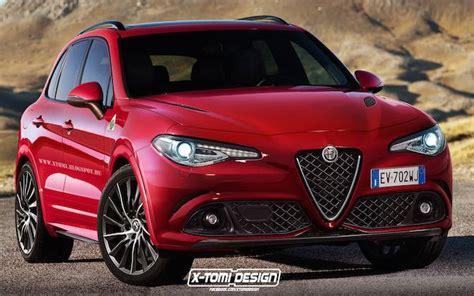 El Proximo Año Llegará Al Mercado El Suv De Alfa Romeo