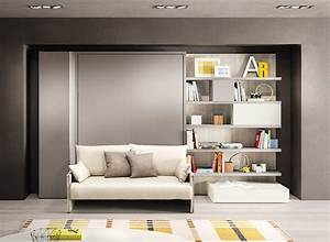 wall bed with sofa italian murphy bed sofa with floating With queen murphy bed with sofa