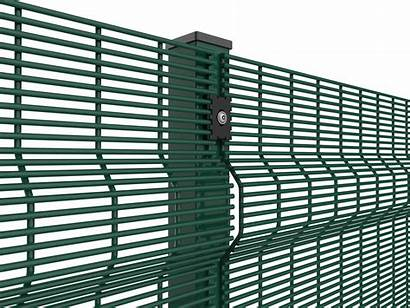 Mesh Prison 358 Beam Fencing Fence Curved