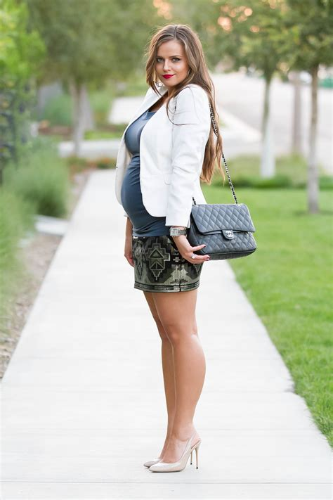 baby earrings back bumpstyle ruched sequin mini skirt