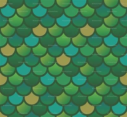 Mermaid Scales Scale Fish Wallpapersafari Code