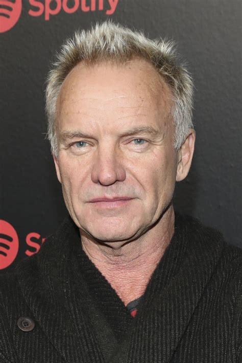 Lead singer and bassist for the police who pursued a solo career distinguished by his sophisticated blend of jazz, pop, and world music. Brown University to give Sting honorary degree - 660 NEWS