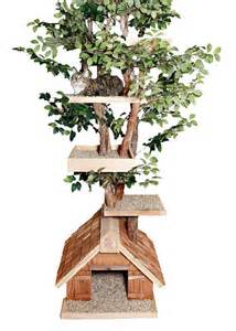 cat tree house large cat tree house