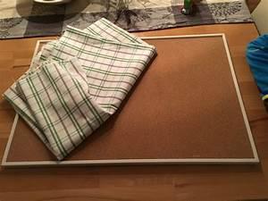 Welches Klebeband Zum Abkleben : ikea v ggis pinnwand mit stoff bespannen diy anleitung ~ Eleganceandgraceweddings.com Haus und Dekorationen