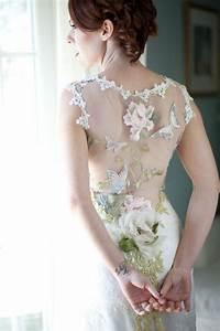 Claire pettibone 39papillon39 wedding dress still life for Papillon wedding dress