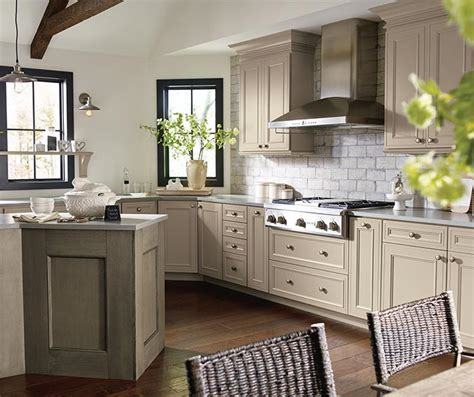 fancy cabinets for kitchen taupe kitchen cabinets decora cabinetry