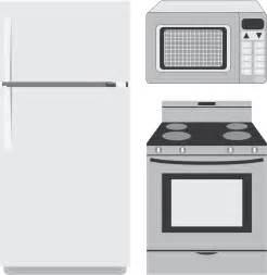 Kitchen Appliances Clip Art