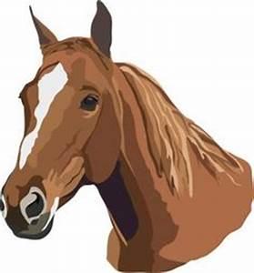 Free Horse Head Clip Art Pictures - Clipartix