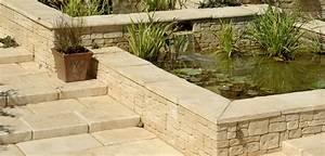 Terrasse Avec Muret : 10 fabricants de dalles et pav s pour votre terrasse et ~ Premium-room.com Idées de Décoration
