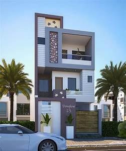 Best, Duplex, House, Elevation, Design, Ideas, India, Modern, Style, New, Designs