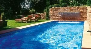 Wasserfall Für Pool : au enpools zum tr umen f r den garten oder die terrasse ~ Michelbontemps.com Haus und Dekorationen