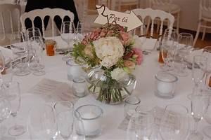 Deco Centre De Table Mariage : id et photo d coration mariage decor centre de table de mariage ~ Teatrodelosmanantiales.com Idées de Décoration