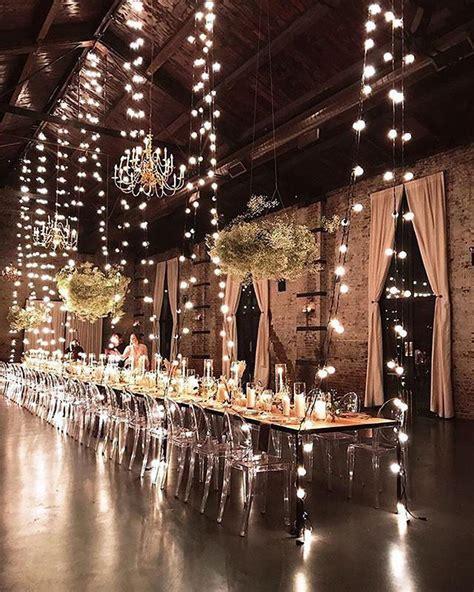 35 stunning wedding lighting ideas you must see