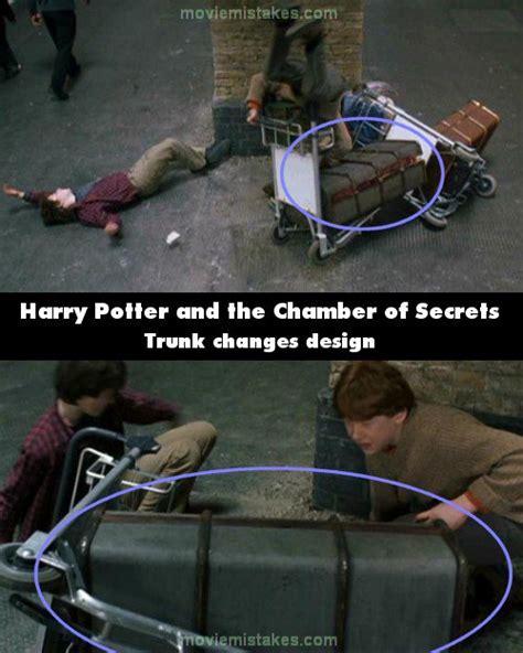 top  biggest harry potter film mistakes