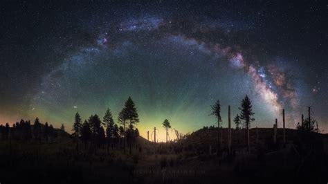Mount Laguna Star Photography Panorama Michael Shainblum