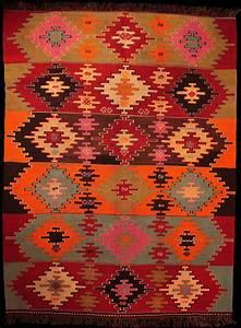 kilim tapis kilim sivas en laine teintes chaudes With tapis kilim vintage