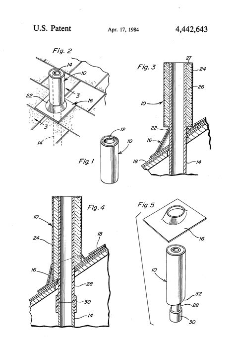 Patent Vent Pipe Insulating Sleeve Google