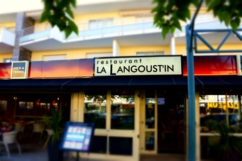 restaurant la langoust in restaurants jean de monts vendee tourism