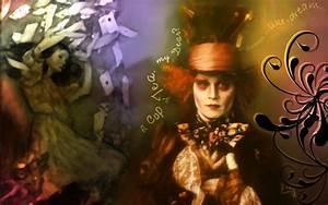 Mad Hatter wallpapers - Alice in Wonderland (2010 ...
