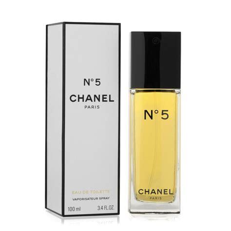 Chanel  No 5 Eau de Toilette Spray 100ml