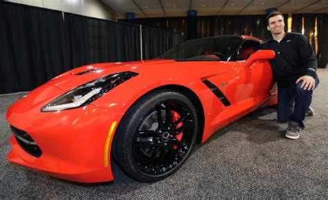 2014 Chevy Corvette Awarded To Super Bowl Mvp » Autoguide