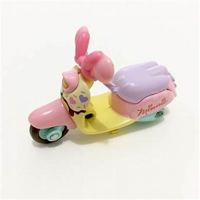 Bike Motorcycle Mouse Minnie Valentine Disney Valentines