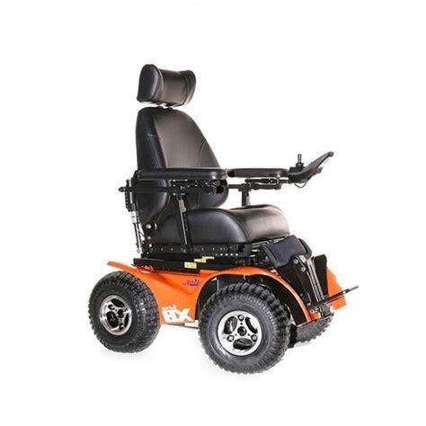 x8 all terrain power chair
