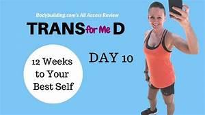 Workout Week 2  Day 10