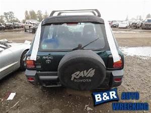 1999 Toyota Rav4 Fuse Box  21366272