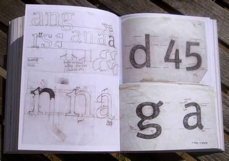 typography sketchbooks typetoken 174