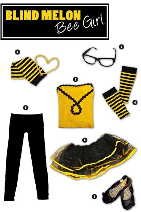 Blind Melon Bee Costume by 17 Best Images About Ladybug Bee On