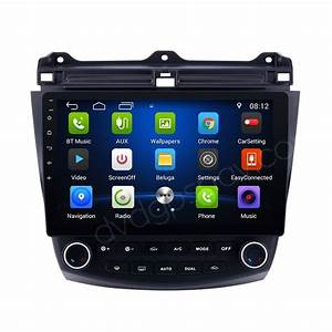 2003-2007 Honda Accord Android Head Unit