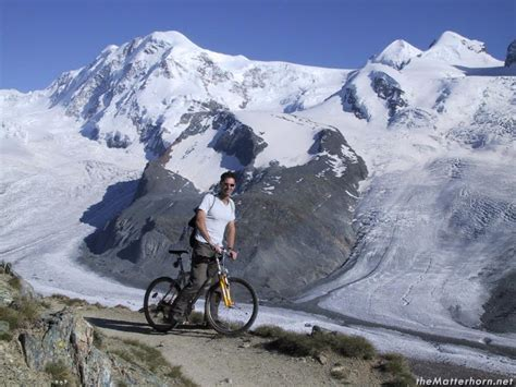 Zermatt and the Matterhorn Photos - Mountain biking near ...