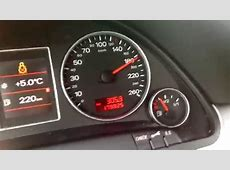 Audi A4 B7 sline 20 TDI 170 hp 200 kmh YouTube