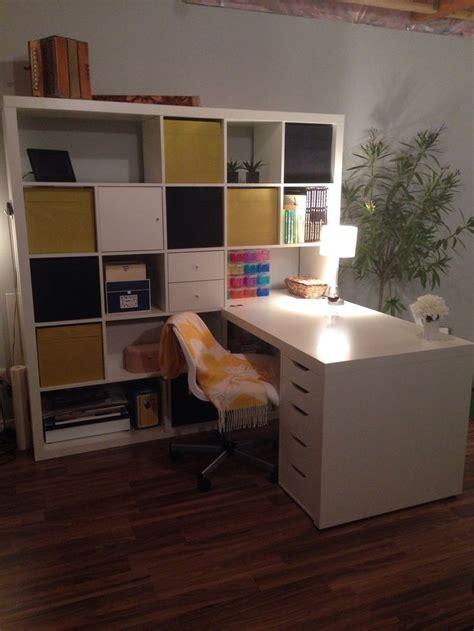 bureau dessin ikea expedit atelier expedit craft room atelier de dessin