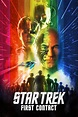 Star Trek: First Contact (1996) - Posters — The Movie ...