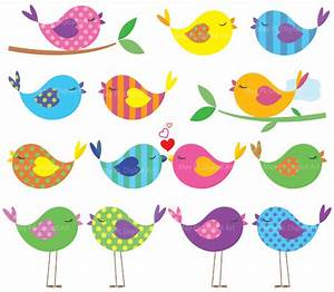 Two Birds Clipart | ClipArtHut - Free Clipart