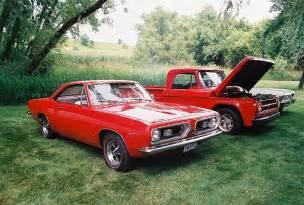 67 Plymouth Barracuda