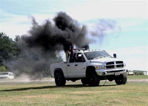cummins truck rollin coal dodge cummins lifted rollin coal with stacks