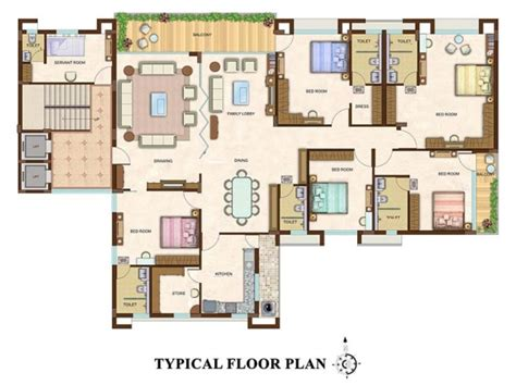 Top Apartment Floor Plans by Readymade Floor Plans Readymade House Design Readymade