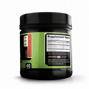 Compare  U0026 Buy Optimum Nutrition Instantized Bcaa 5000 Mg Powder