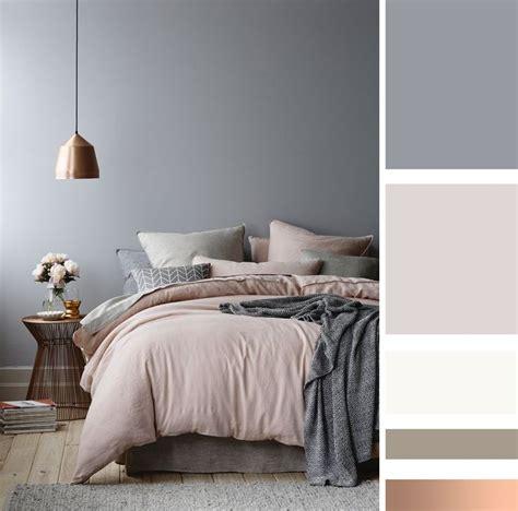 pittura pareti camera da letto moderna  colori